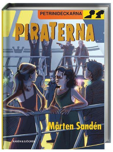 bokomslag Piraterna
