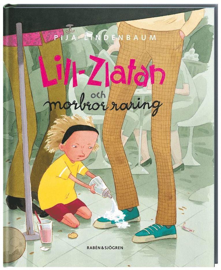 Lill-Zlatan och morbror raring 1