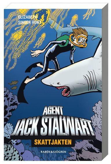 bokomslag Skattjakten : agent Jack Stalwart