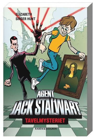 bokomslag Tavelmysteriet : agent Jack Stalwart
