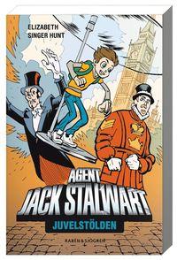 bokomslag Juvelstölden : agent Jack Stalwart
