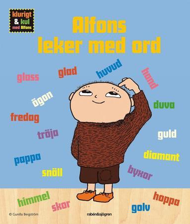 bokomslag Alfons leker med ord