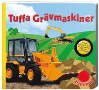 bokomslag Tuffa grävmaskiner