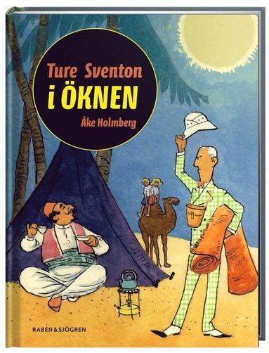 bokomslag Ture Sventon i öknen