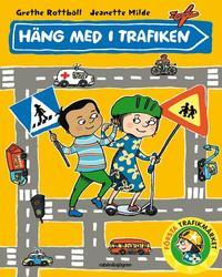 bokomslag Häng med i trafiken
