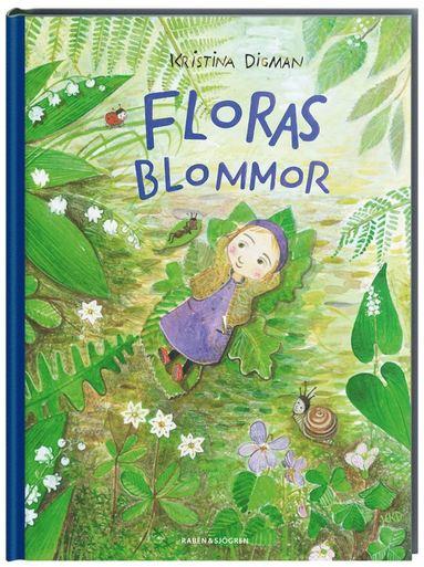 bokomslag Floras blommor