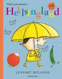 bokomslag Visor och ramsor i Hellsingland