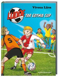 bokomslag Ludde tar Gothia Cup