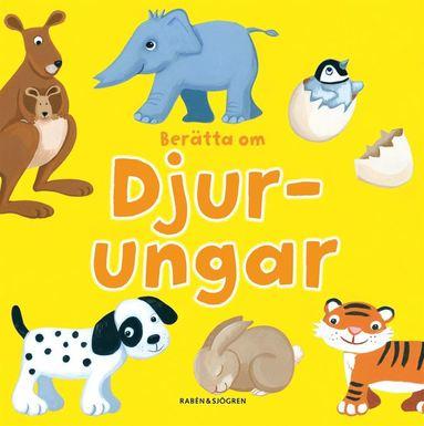 bokomslag Berätta om djurungar