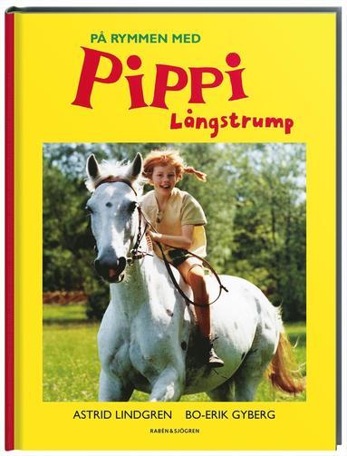 bokomslag På rymmen med Pippi Långstrump