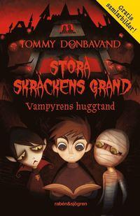 bokomslag Vampyrens huggtand