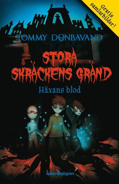 bokomslag Häxans blod