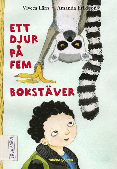 bokomslag Ett djur på fem bokstäver