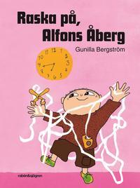 bokomslag Raska på, Alfons Åberg!