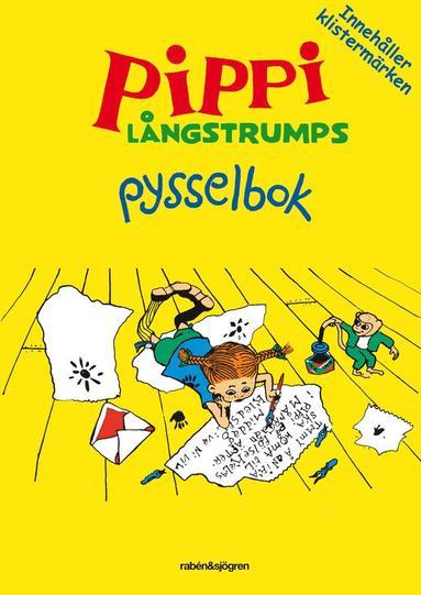 bokomslag Pippi Långstrumps pysselbok