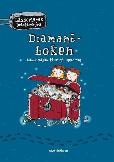 bokomslag Diamantboken - LasseMajas kluriga uppdrag