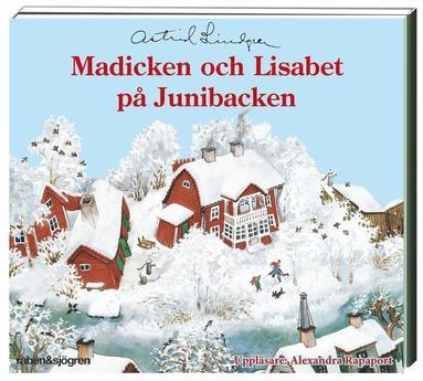 bokomslag Madicken och Lisabet på Junibacken
