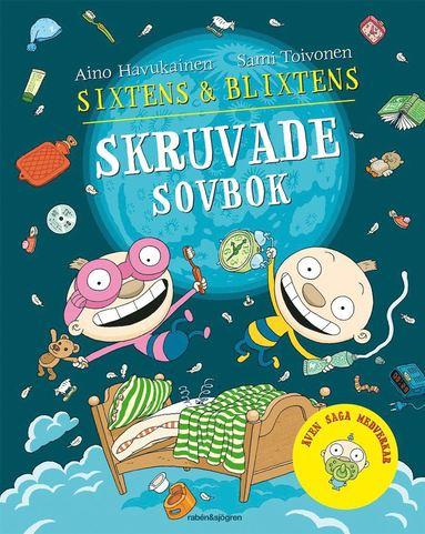 bokomslag Sixtens & Blixtens skruvade sovbok
