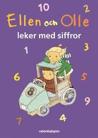 bokomslag Ellen och Olle leker med siffror