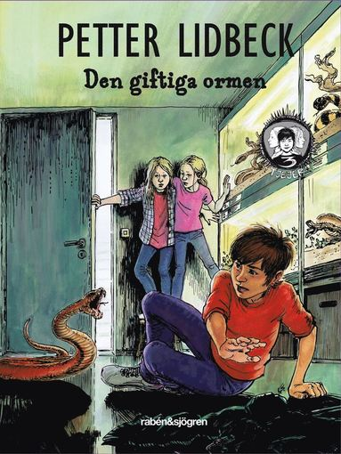 bokomslag Den giftiga ormen