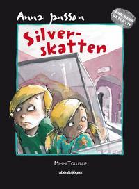 bokomslag Silverskatten