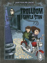 bokomslag Trolldom i Gamla Stan