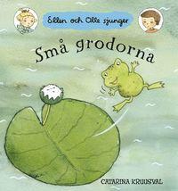 bokomslag Små grodorna