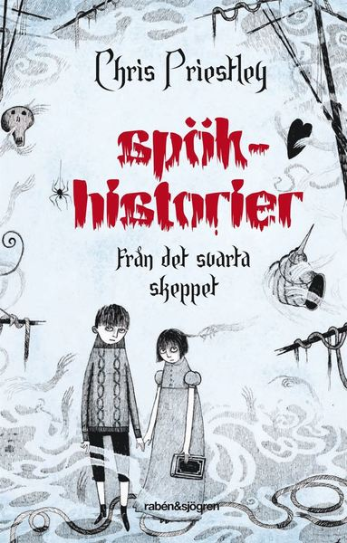 bokomslag Spökhistorier från det svarta skeppet