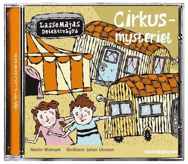 bokomslag Cirkusmysteriet