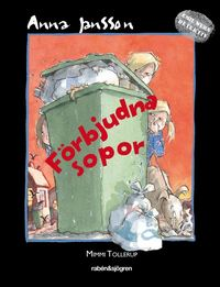 bokomslag Förbjudna sopor