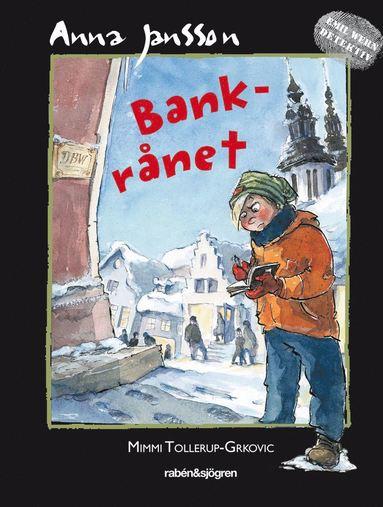 bokomslag Bankrånet
