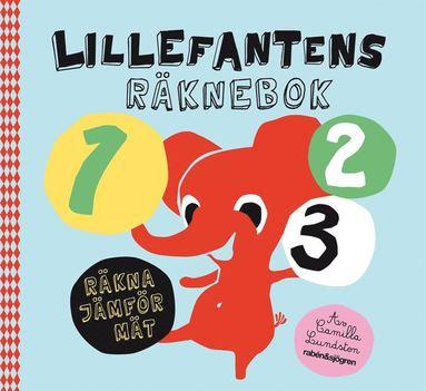 bokomslag Lillefantens räknebok