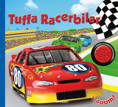 bokomslag Tuffa racerbilar