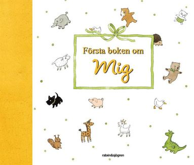 bokomslag Första boken om mig