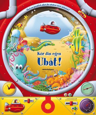 bokomslag Kör din egen ubåt!