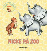 bokomslag Nicke på zoo