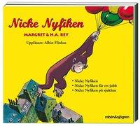 bokomslag Nicke Nyfiken