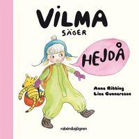 bokomslag Vilma säger hejdå