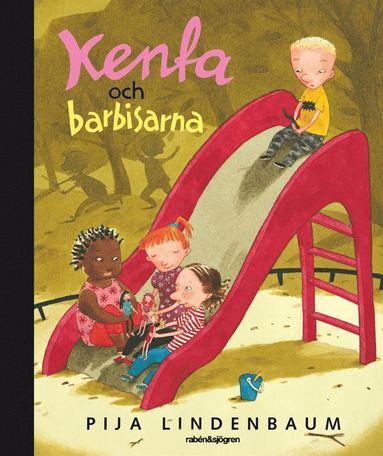 bokomslag Kenta och barbisarna