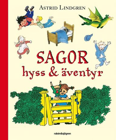 bokomslag Sagor, hyss & äventyr