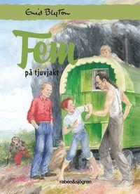 bokomslag Fem på tjuvjakt