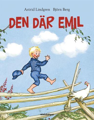 bokomslag Den där Emil