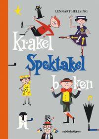 bokomslag Krakel Spektakel-boken