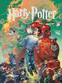 bokomslag Harry Potter och de vises sten