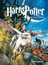 bokomslag Harry Potter och fången från Azkaban