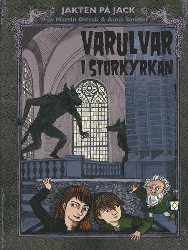 bokomslag Varulvar i Storkyrkan