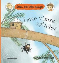 bokomslag Imse vimse spindel