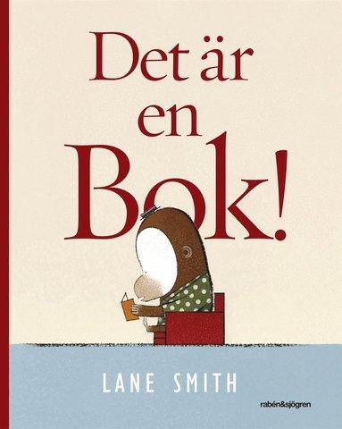 bokomslag Det är en bok!