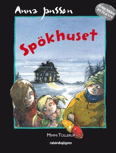 bokomslag Spökhuset
