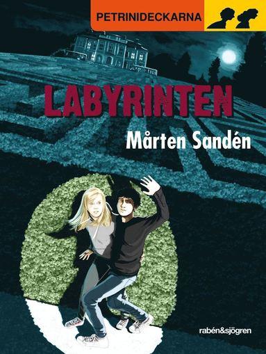 bokomslag Labyrinten